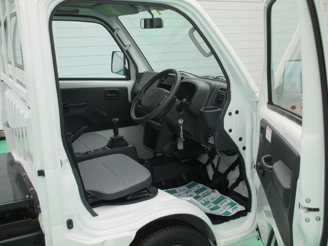 新明和製ダンプ 4WD 届出済未使用車 Wエアバック(13枚目)