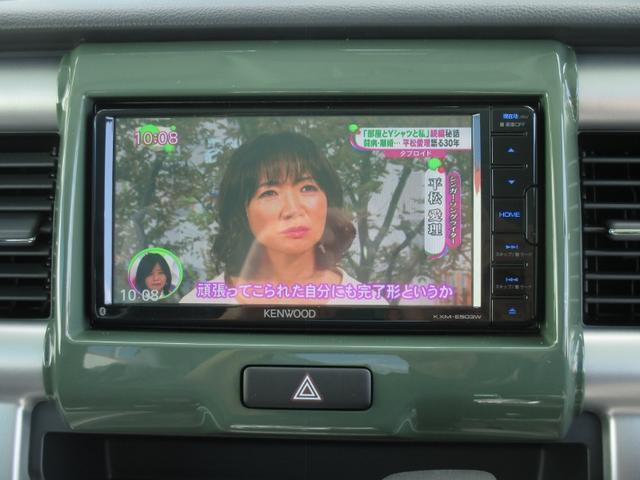 Gターボ ナビ TV デュアルカメラサポート 届出済未使用車(11枚目)