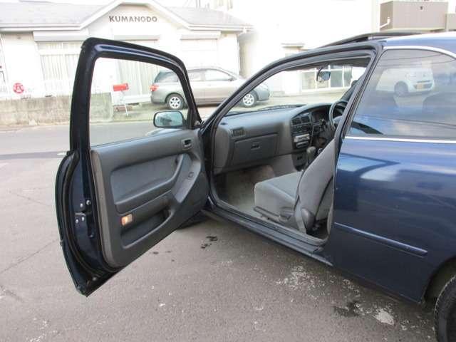 トヨタ セプタークーペ 3.0G サンルーフ 革巻きハンドル