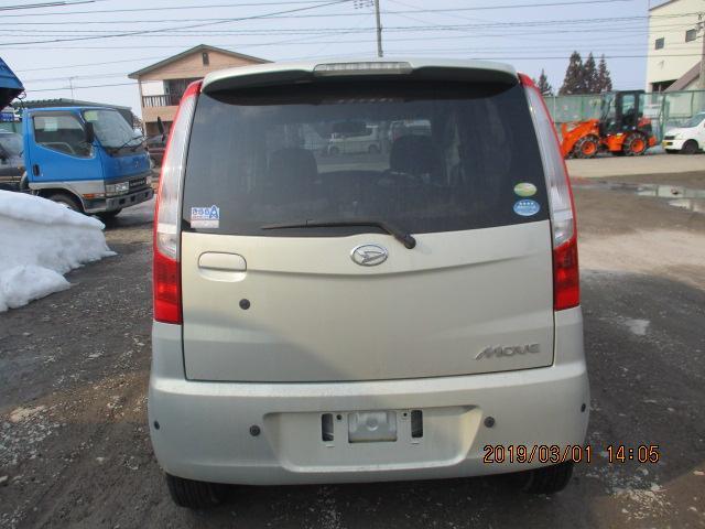 X VS 4WD オートマ CD ベンチシート プライバシー(5枚目)
