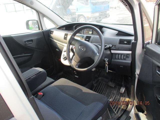 X VS 4WD オートマ CD ベンチシート プライバシー(7枚目)