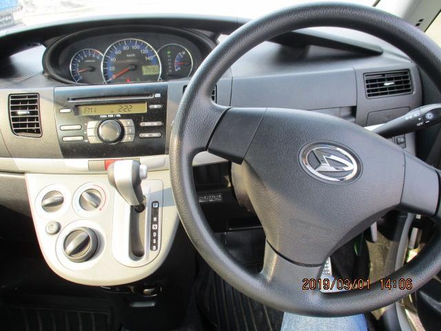 X VS 4WD オートマ CD ベンチシート プライバシー(9枚目)