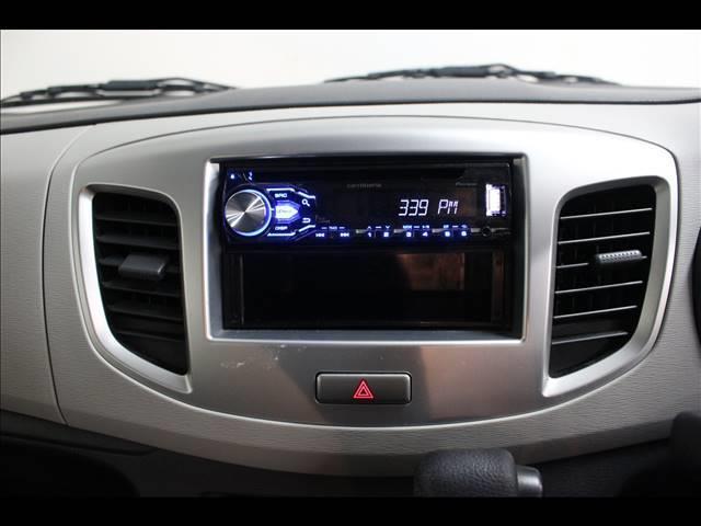 FA CDオーディオ装着車 キーレスエントリー 電動格納ミラー(6枚目)