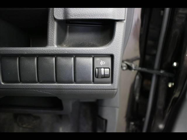 FA CDオーディオ装着車 キーレスエントリー 電動格納ミラー(13枚目)