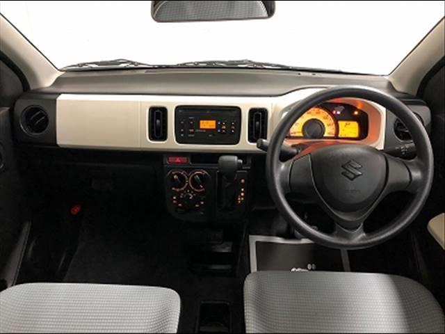 F CDオーディオ装着車 横滑り防止装置(8枚目)
