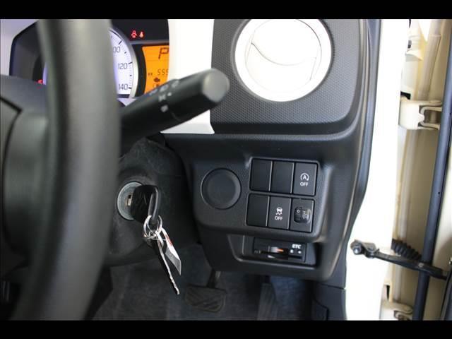 S CDオーディオ装着車 キーレスエントリー(18枚目)