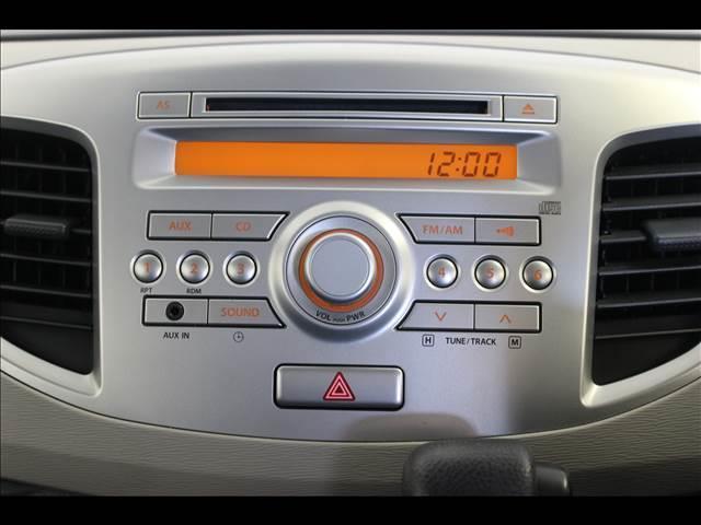 FX CDオーディオ装着車 アイドリングストップ(15枚目)