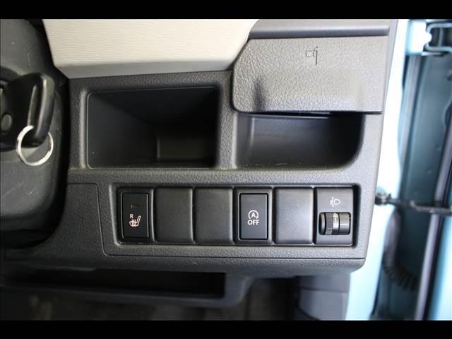 FX CDオーディオ装着車 アイドリングストップ(20枚目)
