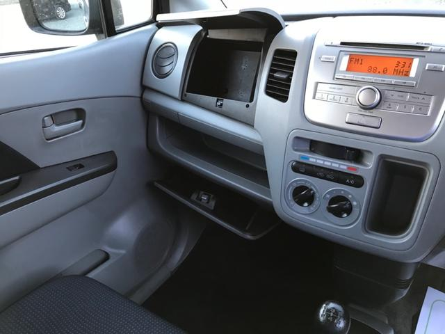 スズキ ワゴンR FX 5速マニュアル タイミングチェーン