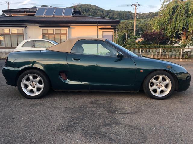 「MG」「MGF」「オープンカー」「岩手県」の中古車4