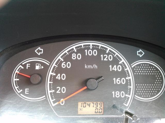 日産 ADバン VE 4WD 社外14インチAW