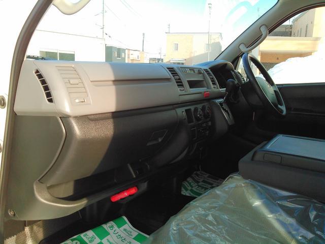 ロングDX 5ドア 寒冷地仕様 ディーゼルターボ4WD(11枚目)