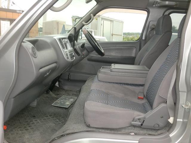 日産 キャラバン ディーゼル4WD