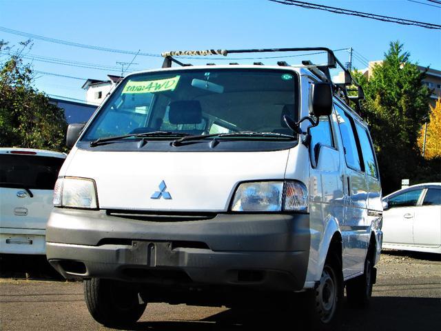 マツダ ボンゴバン DX切り替え4WD ABS