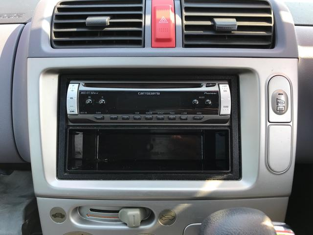 F 4WD キーレス CD 電動格納ミラー(9枚目)