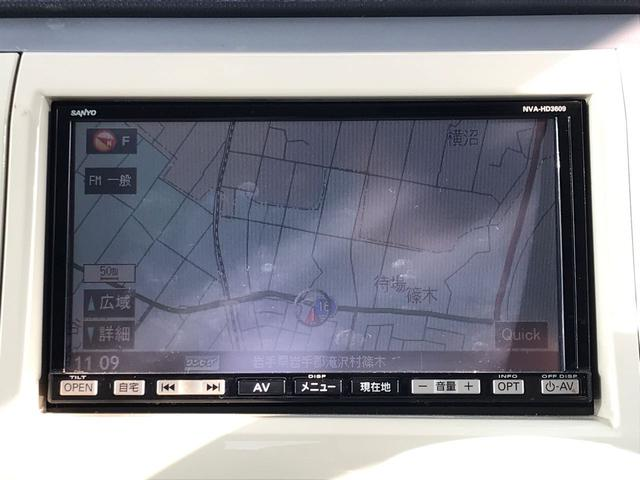 X 4WD HDDナビ ワンセグ キーレスプッシュスタート(8枚目)