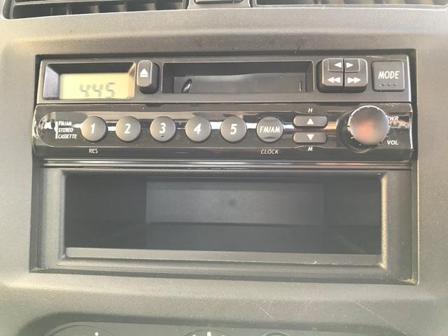 XG 4WD ターボ 純正CDプレーヤー キーレス(10枚目)