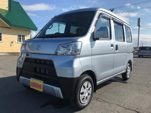 「トヨタ」「ピクシスバン」「軽自動車」「青森県」の中古車6