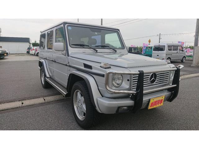 「メルセデスベンツ」「Mベンツ」「SUV・クロカン」「青森県」の中古車6