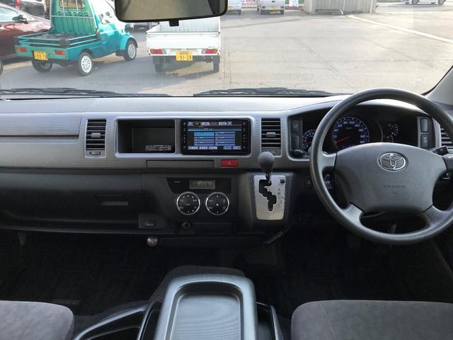「トヨタ」「ハイエースワゴン」「ミニバン・ワンボックス」「青森県」の中古車15