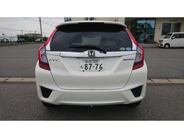 「ホンダ」「フィットハイブリッド」「コンパクトカー」「青森県」の中古車3