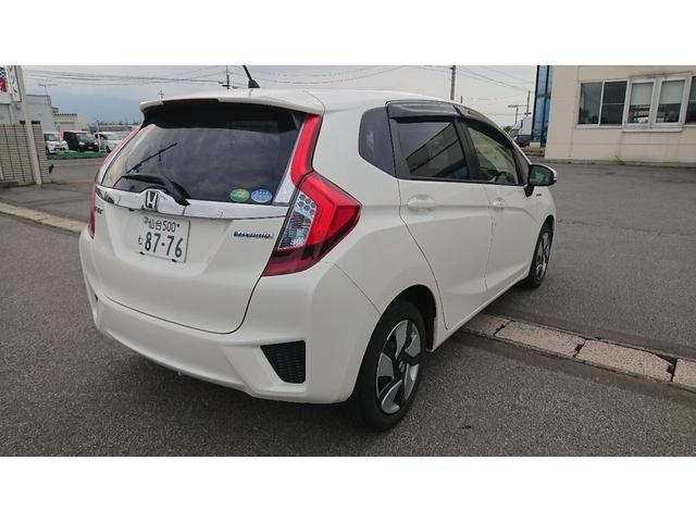 「ホンダ」「フィットハイブリッド」「コンパクトカー」「青森県」の中古車8