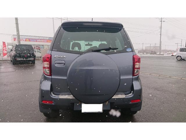「トヨタ」「ラッシュ」「SUV・クロカン」「青森県」の中古車3