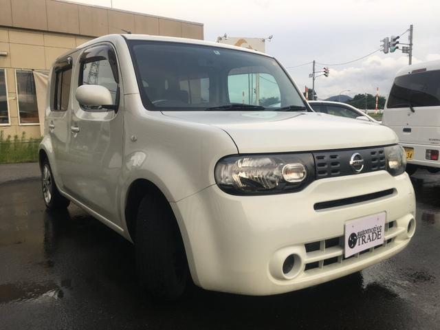 「日産」「キューブ」「ミニバン・ワンボックス」「秋田県」の中古車4
