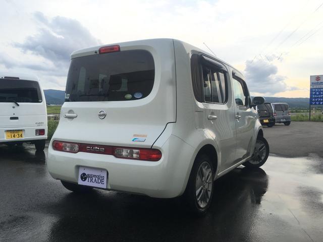 「日産」「キューブ」「ミニバン・ワンボックス」「秋田県」の中古車6