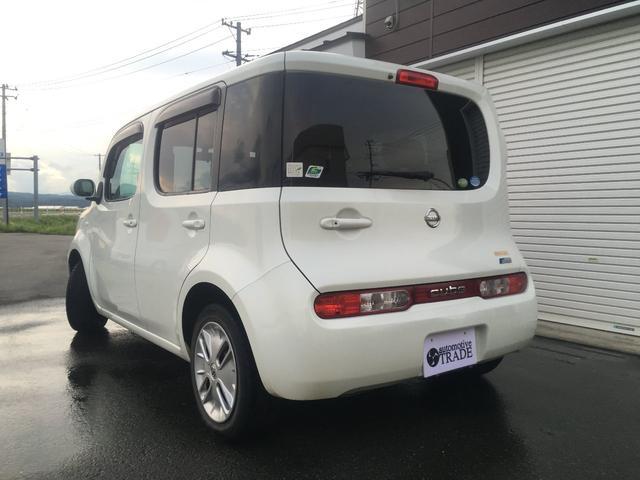 「日産」「キューブ」「ミニバン・ワンボックス」「秋田県」の中古車7