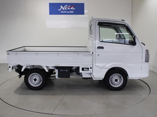 KCエアコン・パワステ 4WD 5MT シングルエアバック(2枚目)