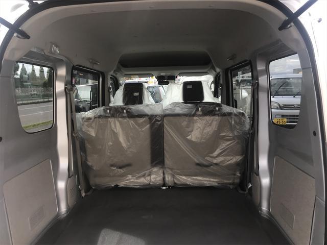 ジョインターボ 4WD ハイルーフ 届出済未使用車 インタークーラーターボ レーダーブレーキ 衝突軽減システム レーンアシスト クリアランスソナー 両側スライドドア キーレスエントリー CD AUX接続可能 軽自動車(8枚目)
