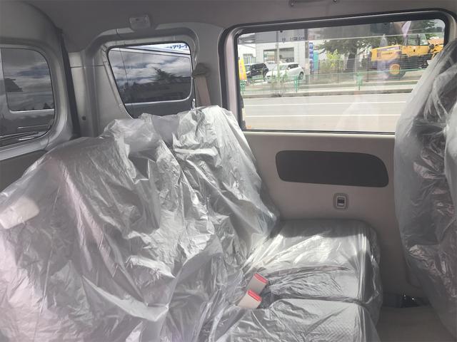 ジョインターボ 4WD ハイルーフ 届出済未使用車 インタークーラーターボ レーダーブレーキ 衝突軽減システム レーンアシスト クリアランスソナー 両側スライドドア キーレスエントリー CD AUX接続可能 軽自動車(14枚目)