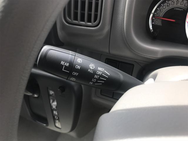 ジョインターボ 4WD ハイルーフ 届出済未使用車 インタークーラーターボ レーダーブレーキ 衝突軽減システム レーンアシスト クリアランスソナー 両側スライドドア キーレスエントリー CD AUX接続可能 軽自動車(31枚目)