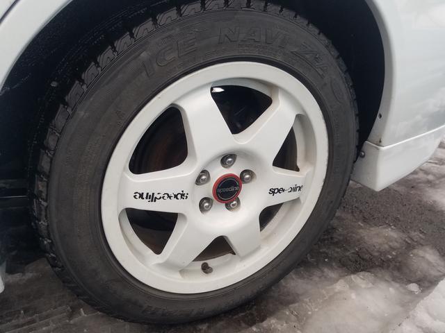 スバル インプレッサ WRX NB 4WD 5MT