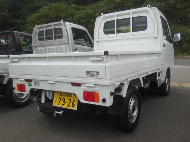 「スズキ」「キャリイトラック」「トラック」「青森県」の中古車5