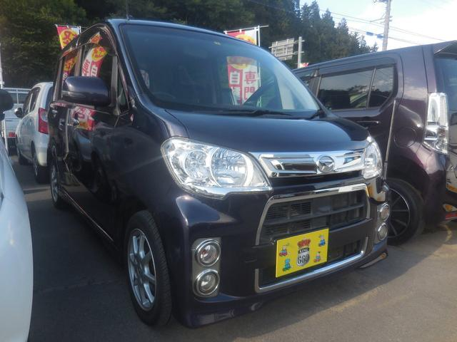 「ダイハツ」「タント」「コンパクトカー」「青森県」の中古車6