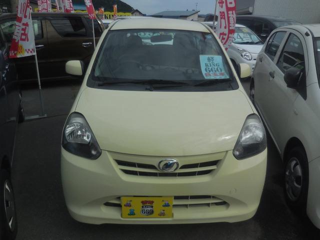 「ダイハツ」「ミライース」「軽自動車」「青森県」の中古車2