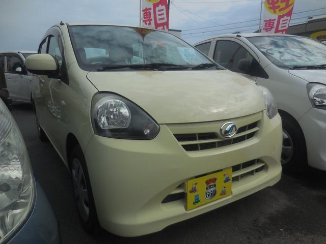 「ダイハツ」「ミライース」「軽自動車」「青森県」の中古車7