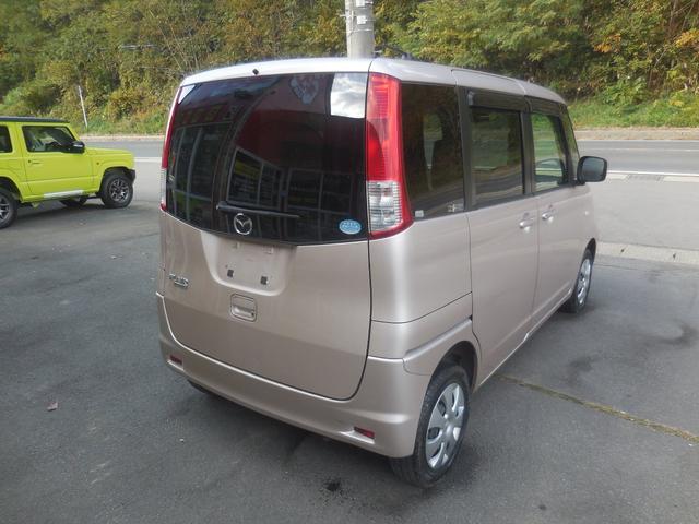 「マツダ」「フレアワゴン」「コンパクトカー」「青森県」の中古車5