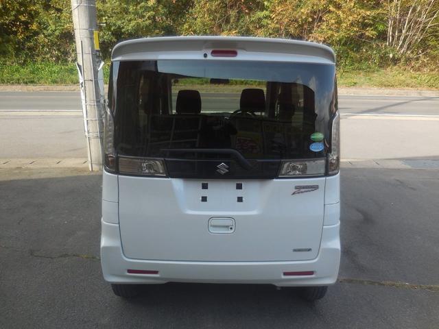 「スズキ」「スペーシアカスタム」「コンパクトカー」「青森県」の中古車4