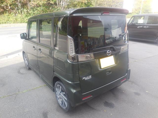 「マツダ」「フレアワゴンカスタムスタイル」「コンパクトカー」「青森県」の中古車11