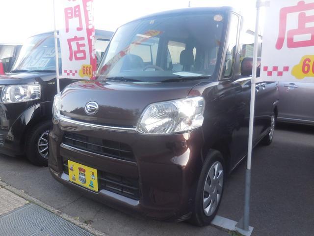 「ダイハツ」「タント」「コンパクトカー」「青森県」の中古車5