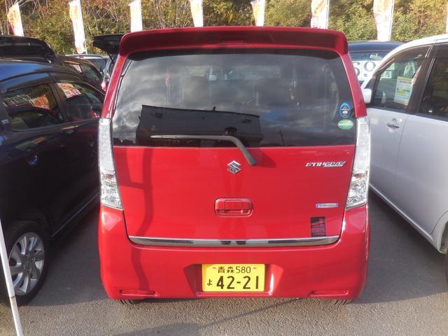 「スズキ」「ワゴンRスティングレー」「コンパクトカー」「青森県」の中古車7