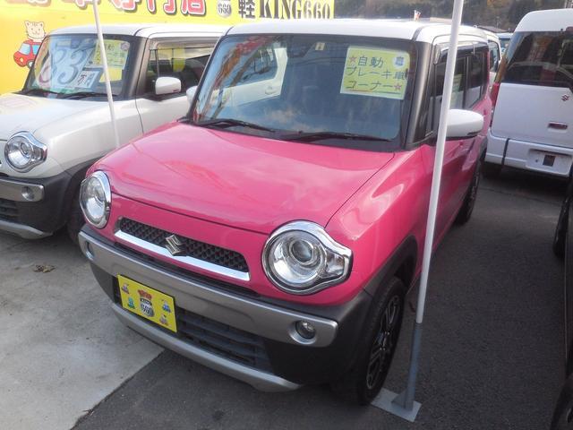 「スズキ」「ハスラー」「コンパクトカー」「青森県」の中古車5