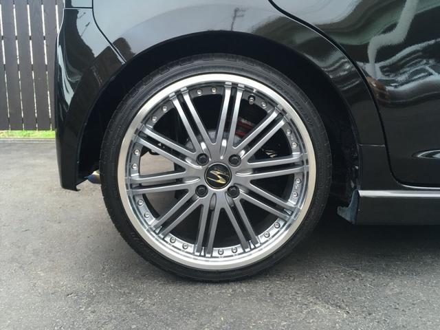 カスタム RS 新品AW16インチAW 車高調 スマートキー(18枚目)