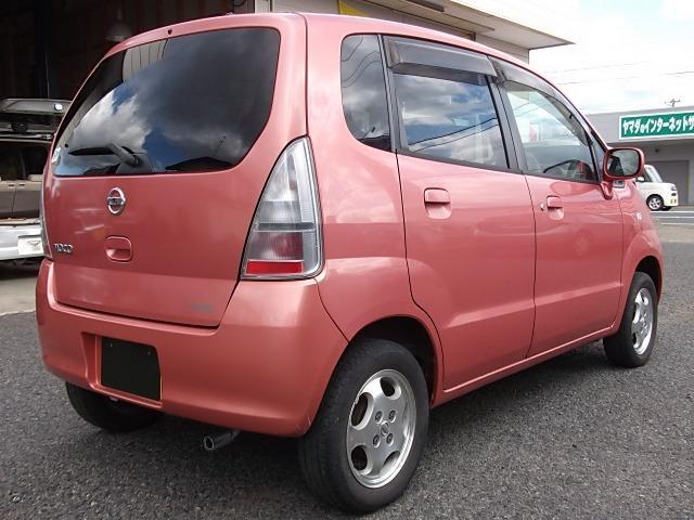 Q 4WD・走88000・CD・ETC・シートヒーター・保証別有(6枚目)