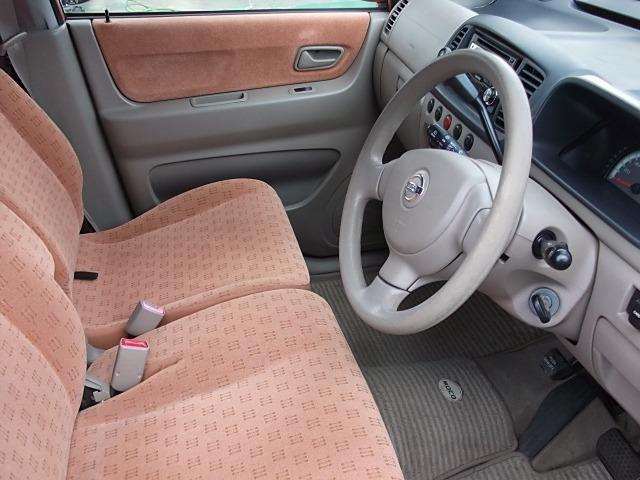 Q 4WD・走88000・CD・ETC・シートヒーター・保証別有(11枚目)