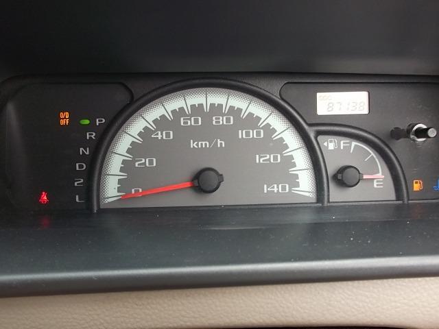Q 4WD・走88000・CD・ETC・シートヒーター・保証別有(14枚目)