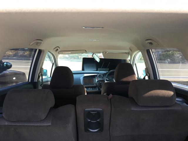 ホンダ ストリーム 4WD ETC ナビ CD バックカメラ